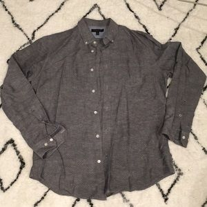 Banana Republic button down shirt, slim fit